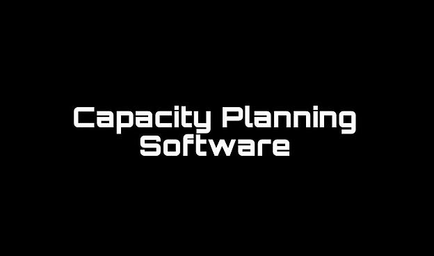 Finite Capacity Planning Software for Manufacturers