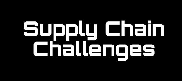 Key Supply Chain Challenges in 2018