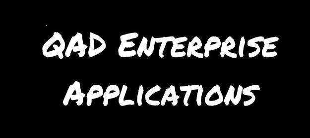 QAD Enterprise Applications
