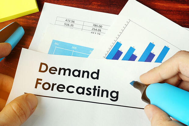 Types of Demand Forecasting Methods