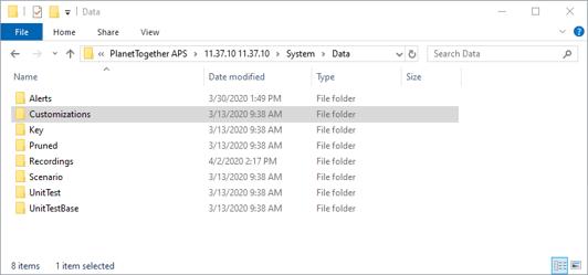 customizations_folder
