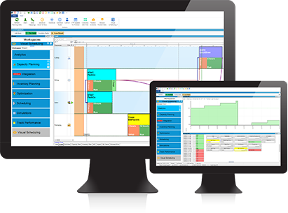 Planning Scheduling Software Planettogether